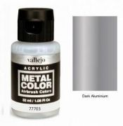 Metal Color - Dark Aluminium 32ml<br> VAL77703